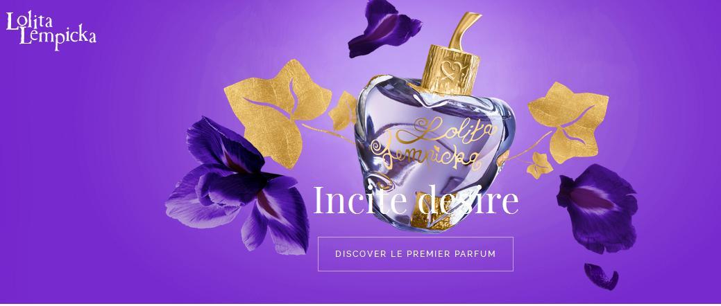 Perfume aroma Lolita Lempicka