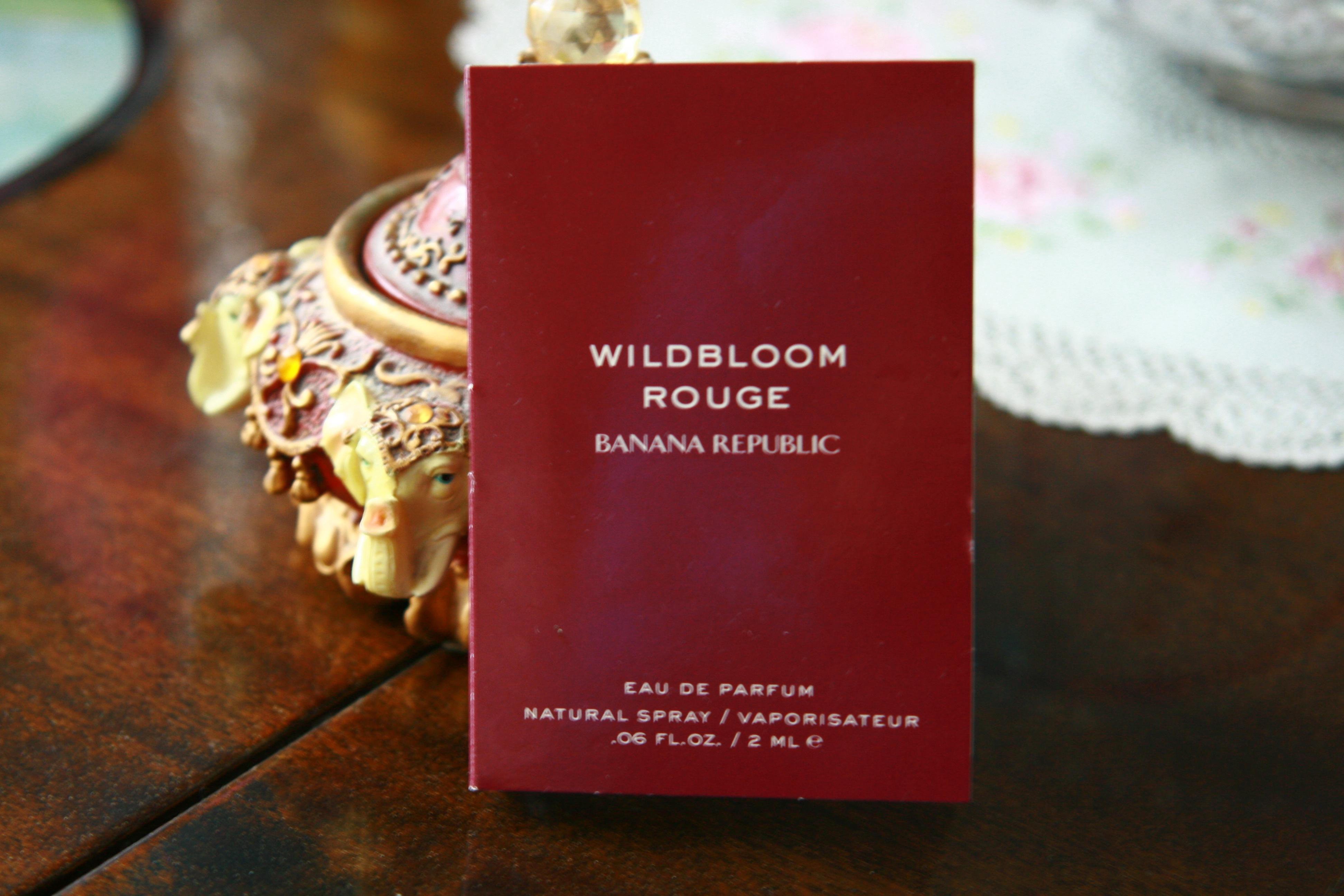 Wildbloom Rouge Banana sample