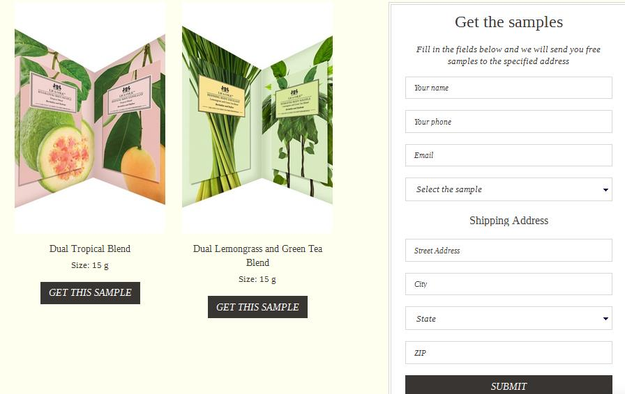 free perfume samples usa