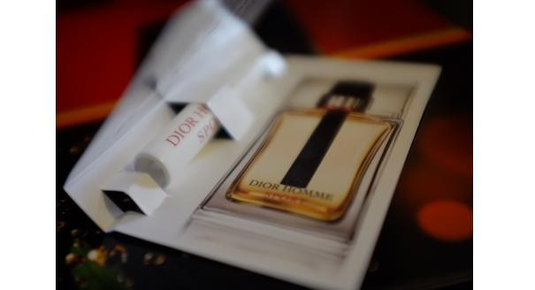 dior free samples
