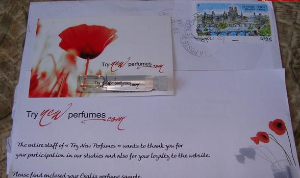 Trynewperfumes fragrance samples