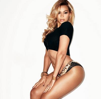 Beyoncé sexy